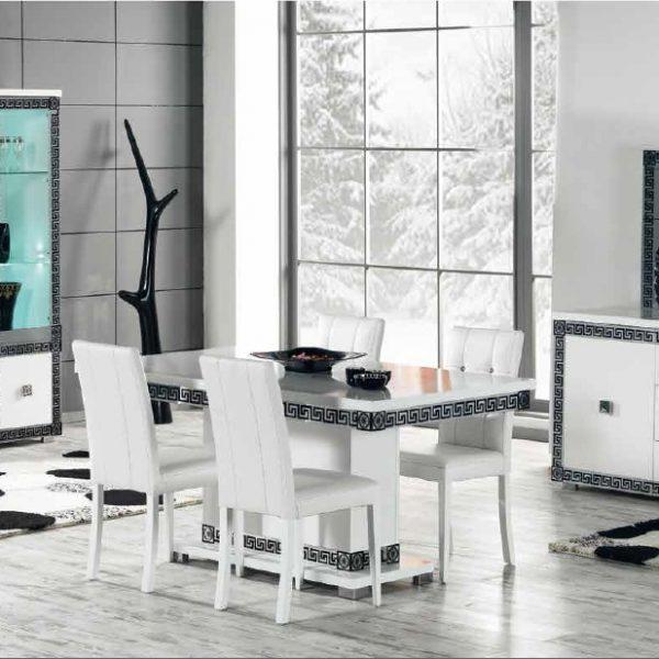 salle a manger versace 28 images dining rooms from. Black Bedroom Furniture Sets. Home Design Ideas
