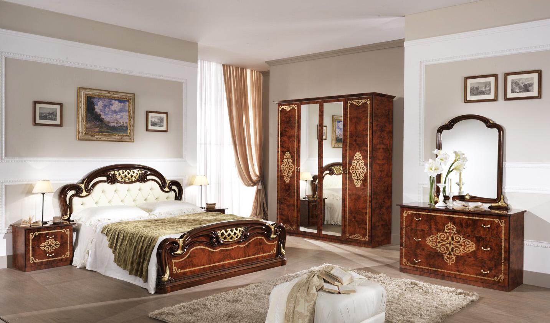 Chambre anna nkl meuble wassa et deco for Chambre a coucher 160x200