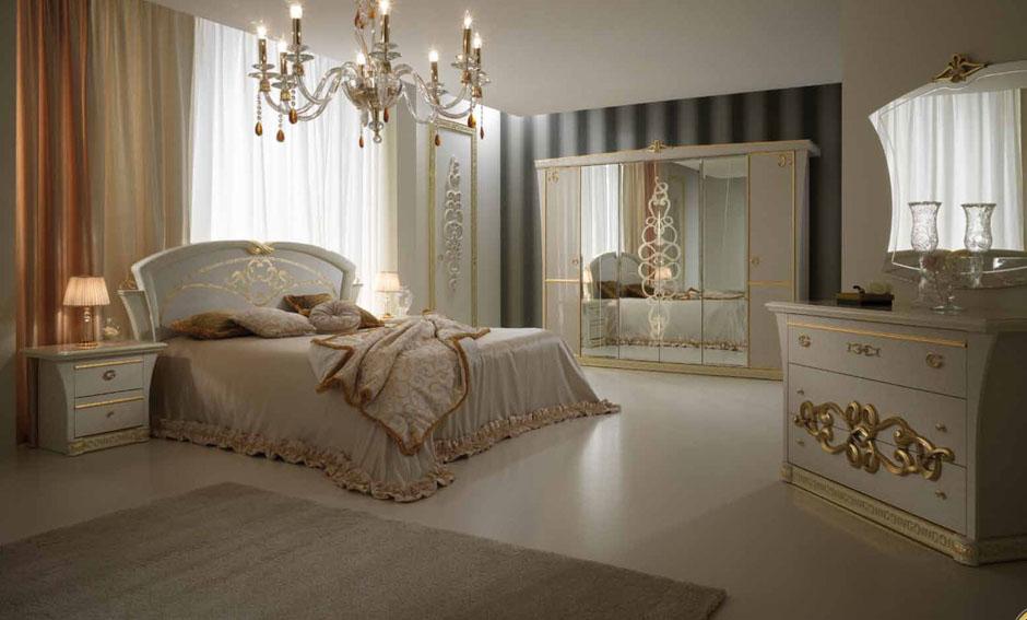 chambre versace nkl meuble wassa et deco. Black Bedroom Furniture Sets. Home Design Ideas