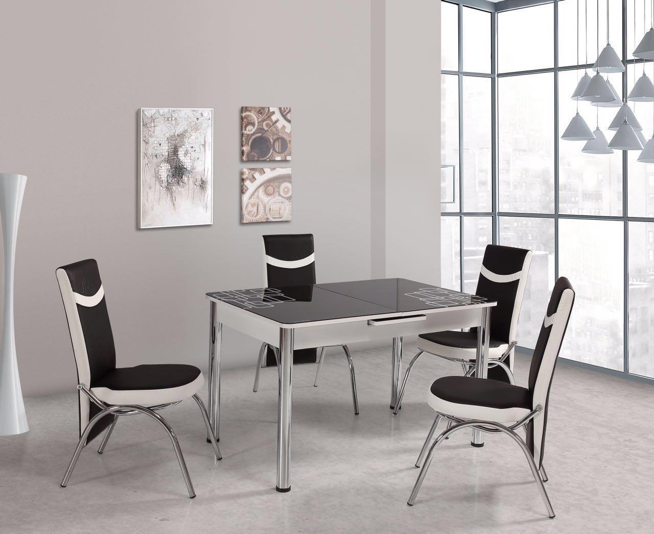 tables mak petit prix nkl meuble wassa et deco. Black Bedroom Furniture Sets. Home Design Ideas