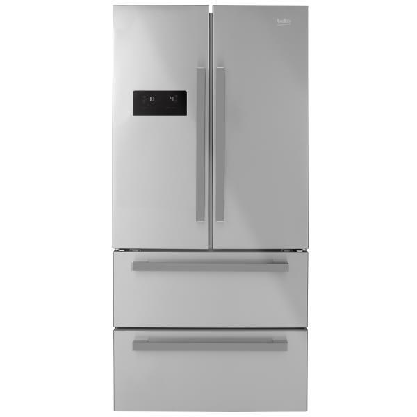 Refrigerateur Beko NKL Meuble Wassa Et Deco - Réfrigérateur multi portes