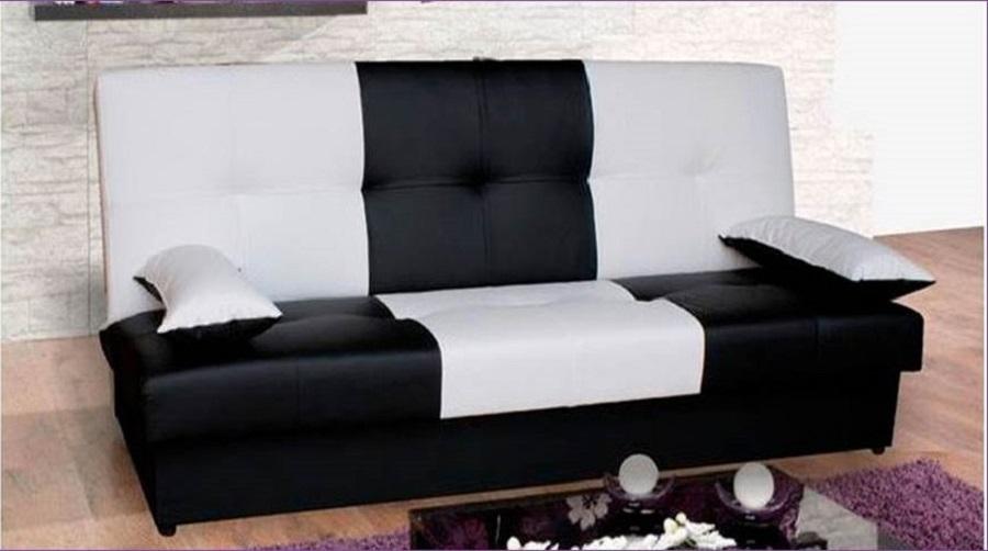 Canap convertible check nkl meuble wassa et deco for Canape payable en plusieurs fois sans frais