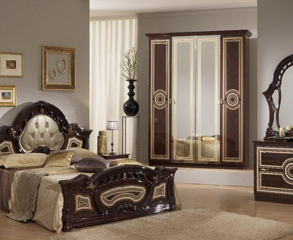 chambre sara nkl meuble wassa et deco. Black Bedroom Furniture Sets. Home Design Ideas