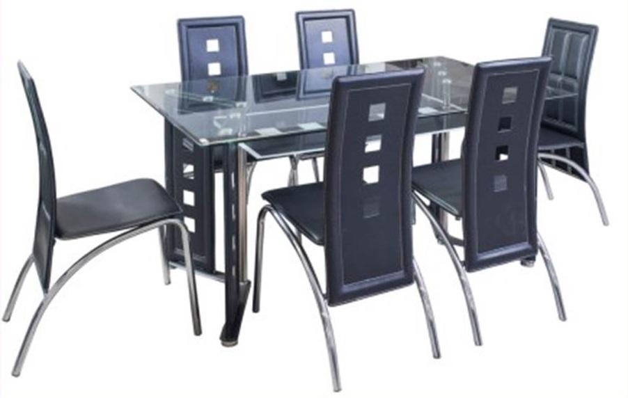 Table manger ct31 nkl meuble wassa et deco for Meuble 4 fois sans frais