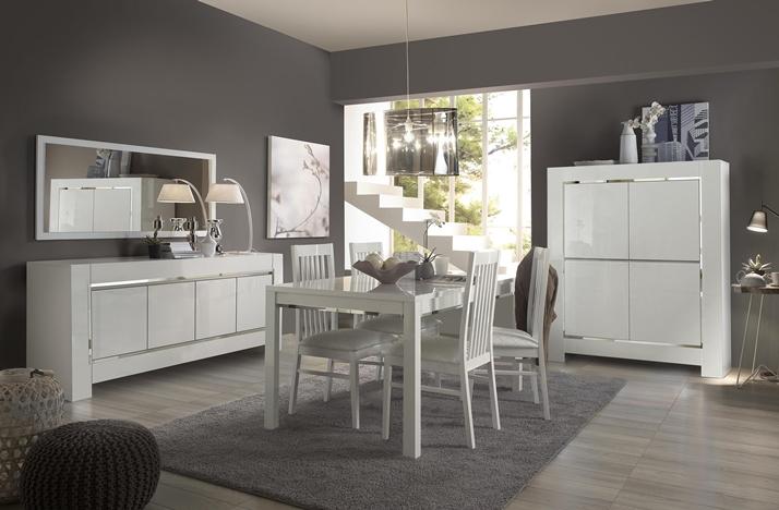 salle manger luna nkl meuble wassa et deco. Black Bedroom Furniture Sets. Home Design Ideas