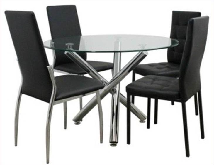 table manger a82 nkl meuble wassa et deco. Black Bedroom Furniture Sets. Home Design Ideas