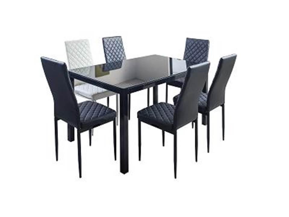 table manger a220 nkl meuble wassa et deco. Black Bedroom Furniture Sets. Home Design Ideas
