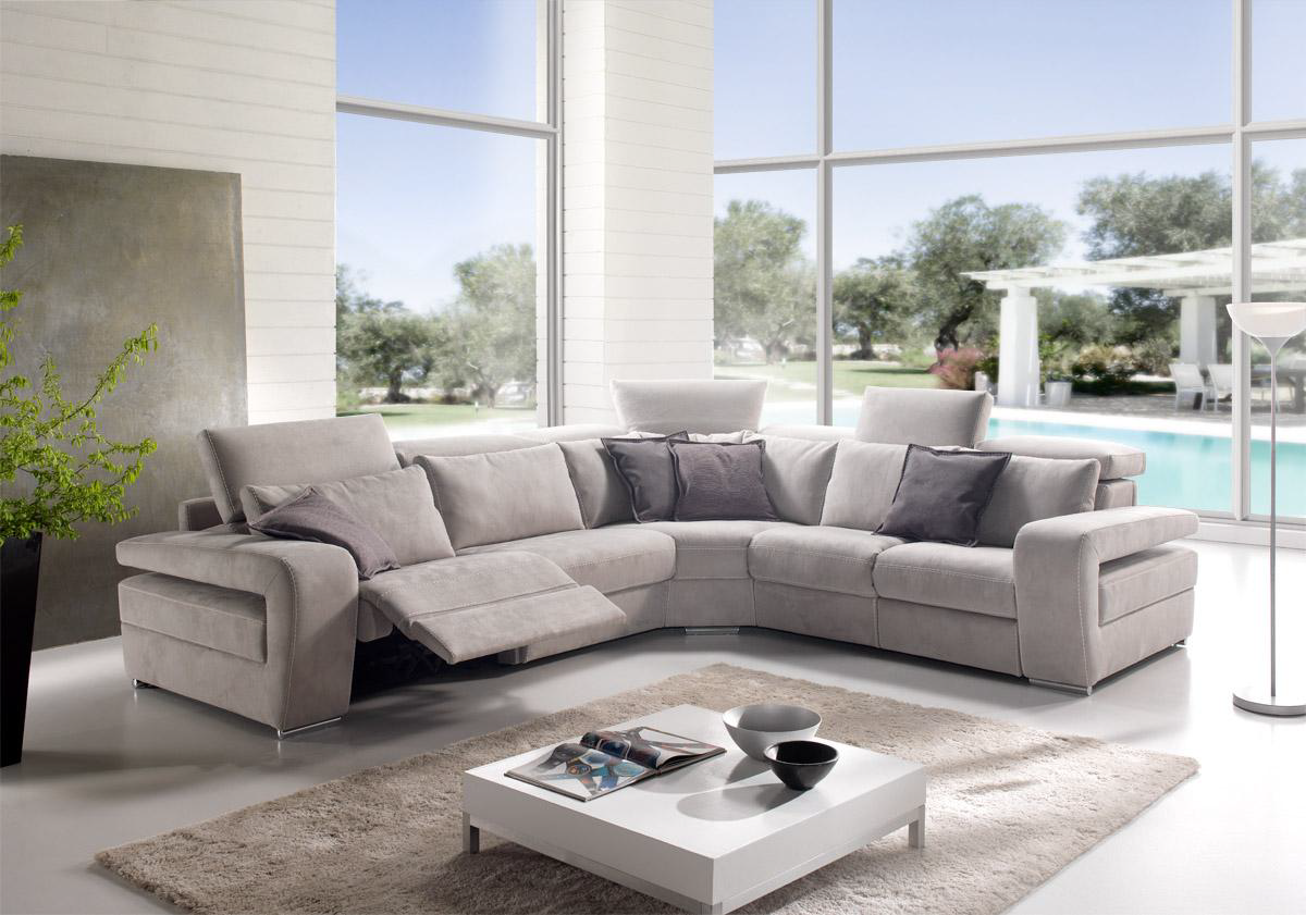 salon cuir morgan nkl meuble wassa et deco. Black Bedroom Furniture Sets. Home Design Ideas