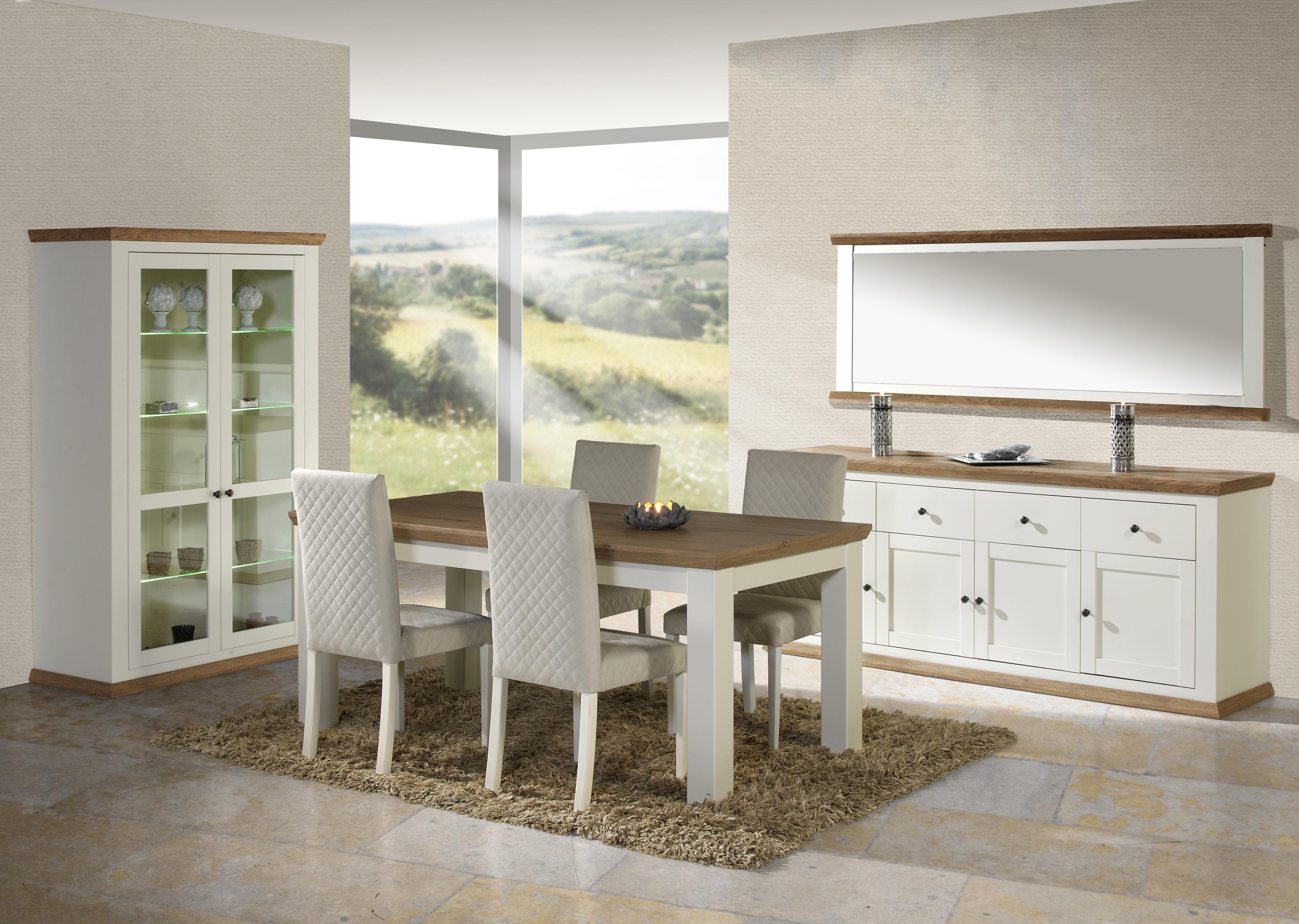 salle manger boston nkl meuble wassa et deco. Black Bedroom Furniture Sets. Home Design Ideas