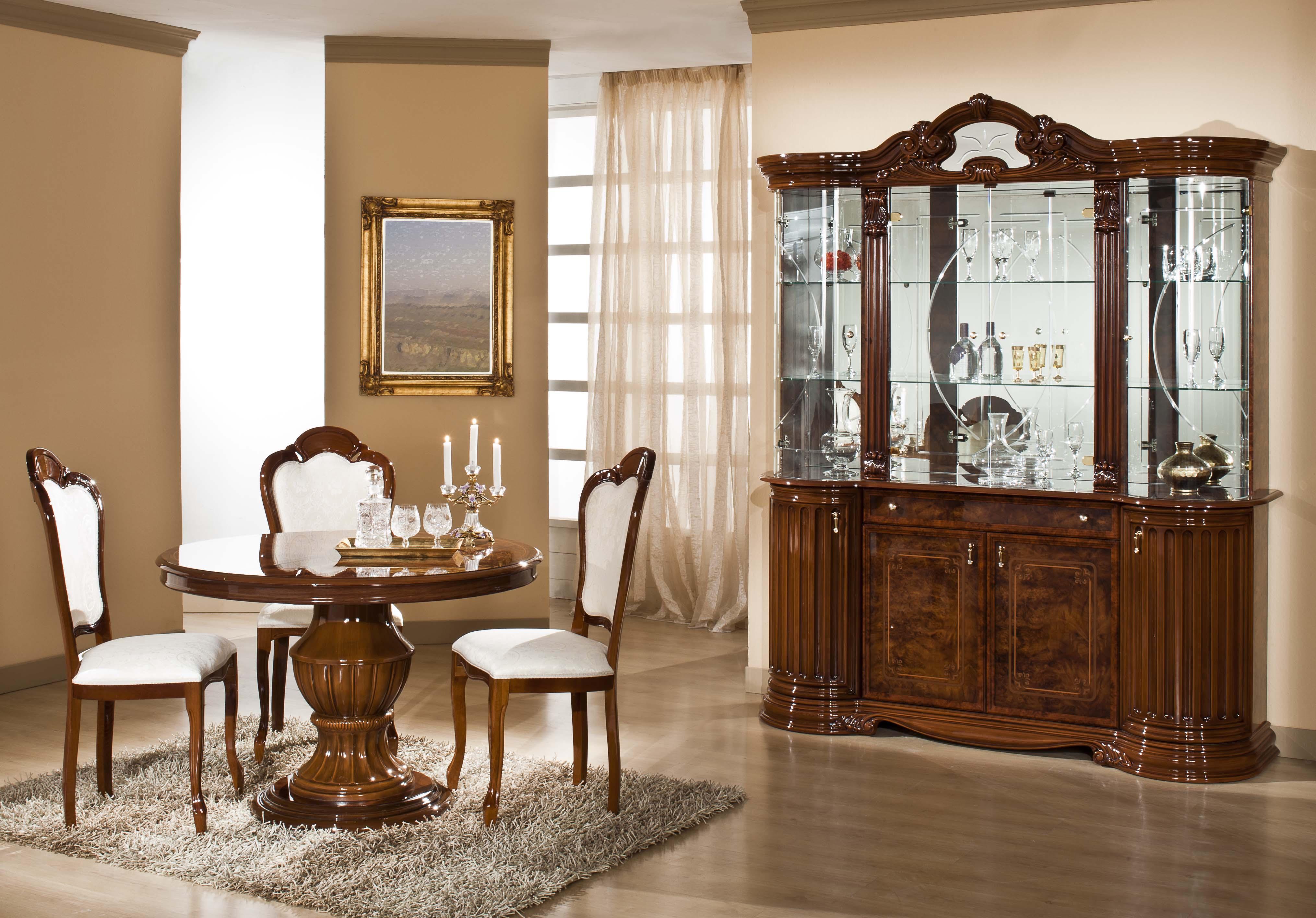 salle manger elisabeth nkl meuble wassa et deco. Black Bedroom Furniture Sets. Home Design Ideas