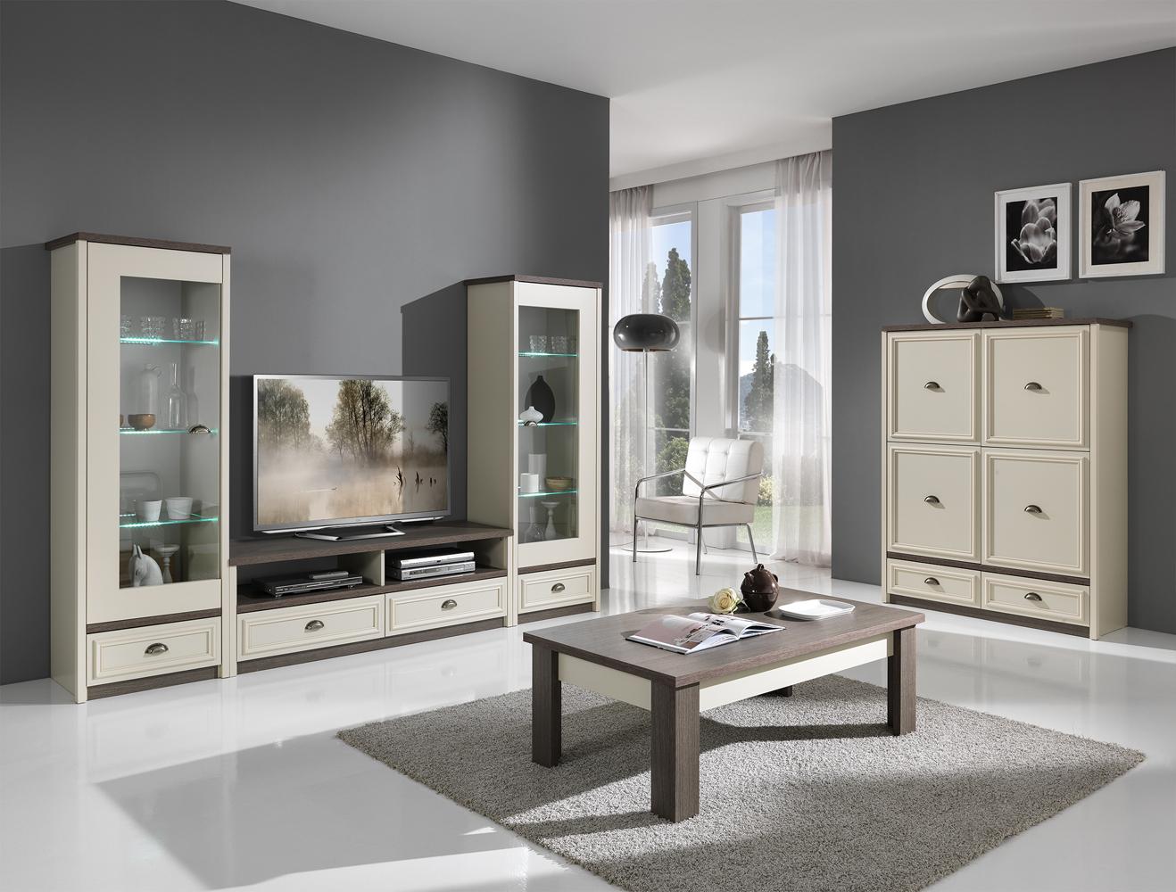 meuble tv country nkl meuble wassa et deco. Black Bedroom Furniture Sets. Home Design Ideas