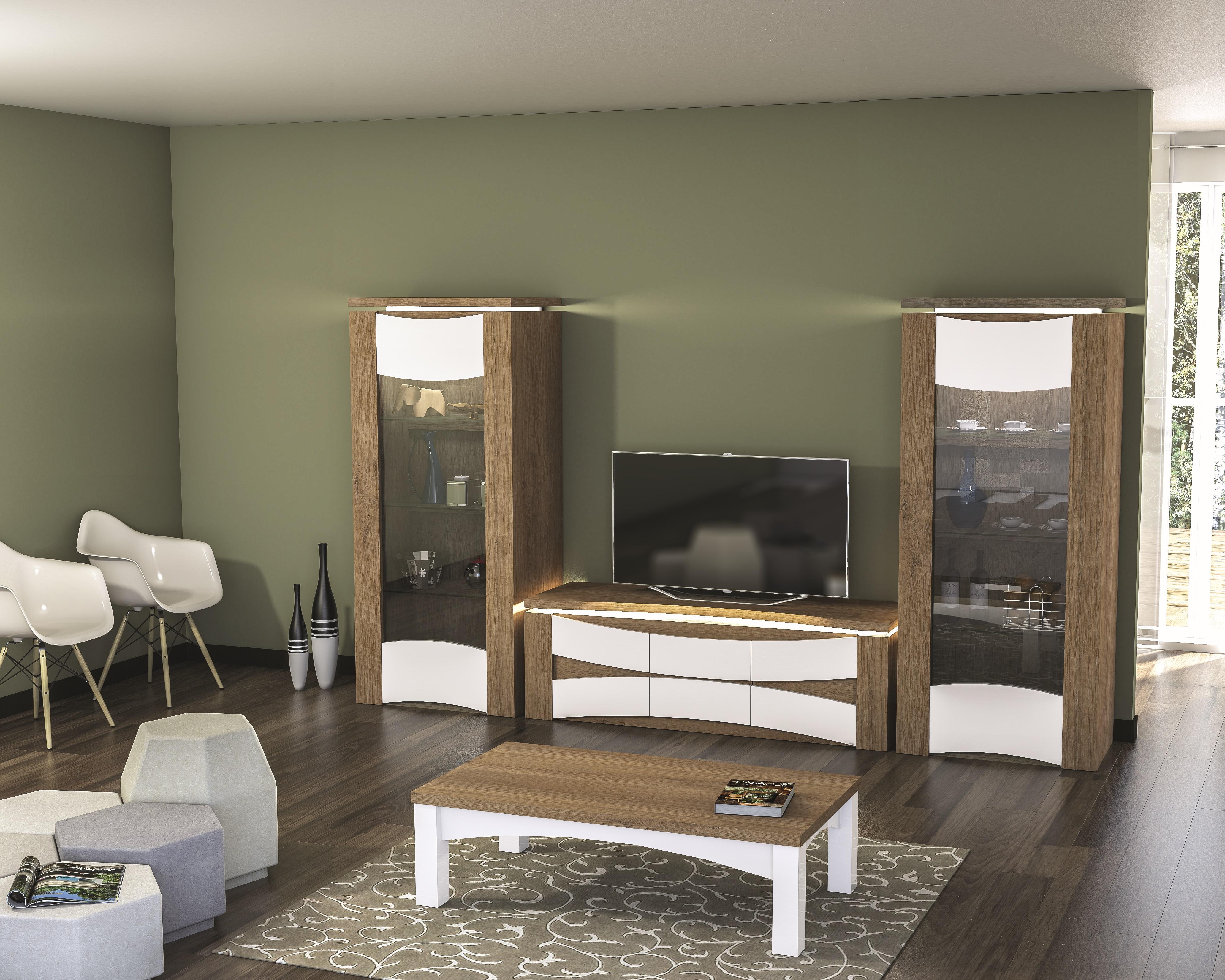 meuble tv stella nkl meuble wassa et deco. Black Bedroom Furniture Sets. Home Design Ideas