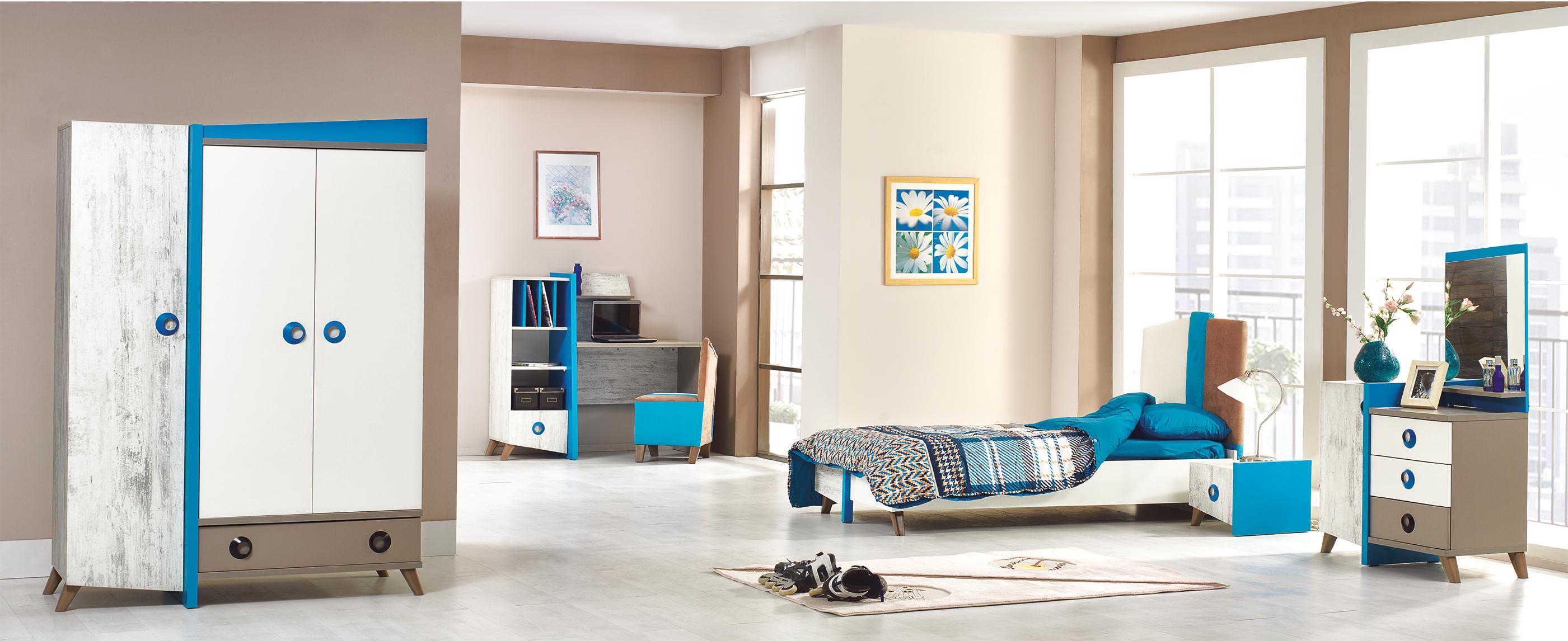 chambre ikon petit prix nkl meuble wassa et deco. Black Bedroom Furniture Sets. Home Design Ideas