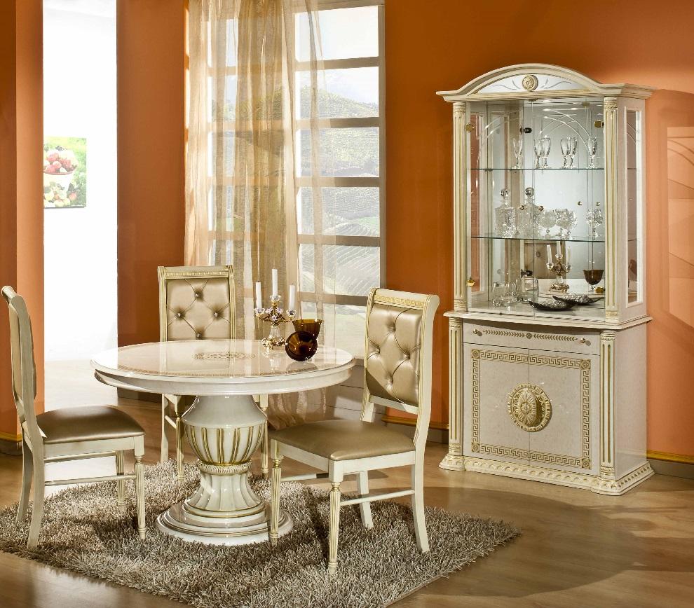 salle manger rossela nkl meuble wassa et deco. Black Bedroom Furniture Sets. Home Design Ideas