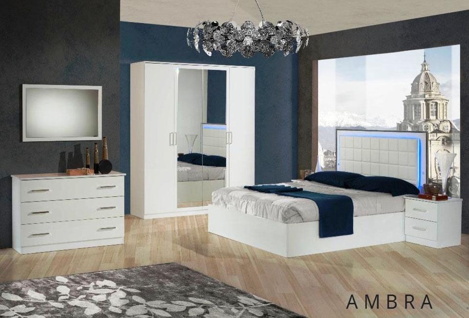 chambre anbran nkl meuble wassa et deco. Black Bedroom Furniture Sets. Home Design Ideas