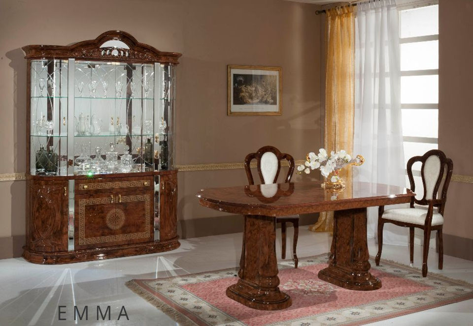 salle manger emma nkl meuble wassa et deco. Black Bedroom Furniture Sets. Home Design Ideas