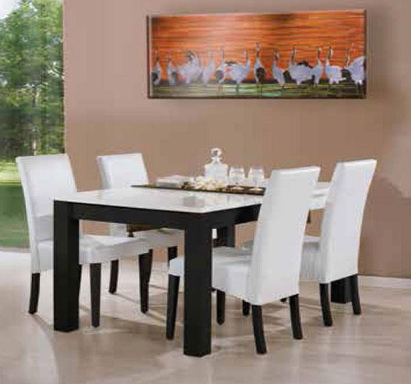 table manger brand nkl meuble wassa et deco. Black Bedroom Furniture Sets. Home Design Ideas