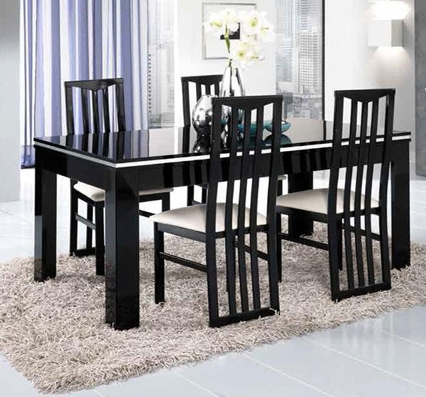 tables manger etoile nkl meuble wassa et deco. Black Bedroom Furniture Sets. Home Design Ideas