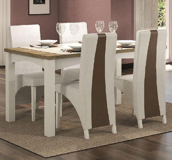 table manger stella nkl meuble wassa et deco. Black Bedroom Furniture Sets. Home Design Ideas