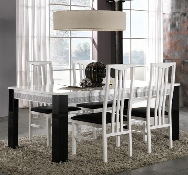 table manger tea nkl meuble wassa et deco. Black Bedroom Furniture Sets. Home Design Ideas
