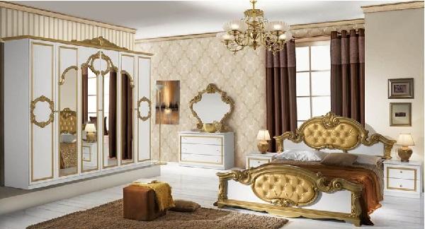 chambre borroco nkl meuble wassa et deco. Black Bedroom Furniture Sets. Home Design Ideas