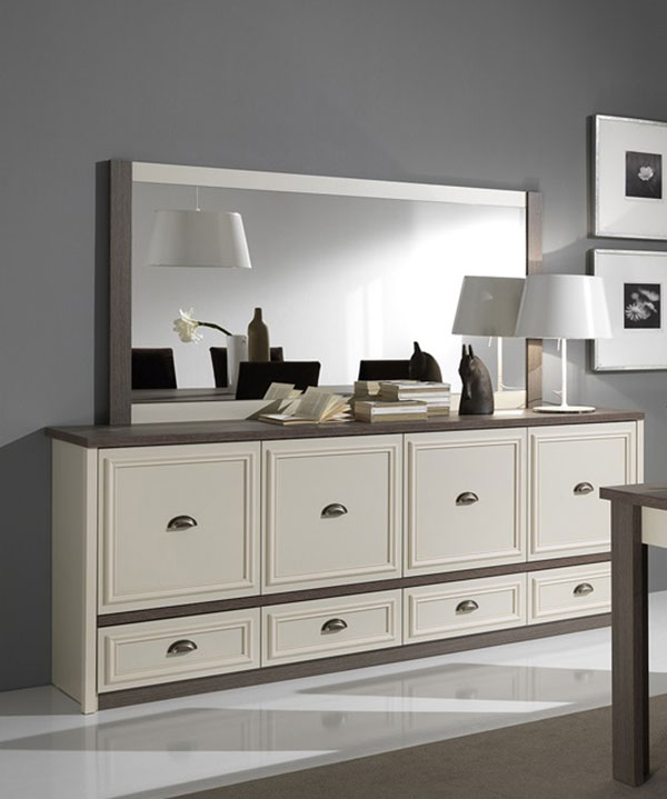 buffet country nkl meuble wassa et deco. Black Bedroom Furniture Sets. Home Design Ideas
