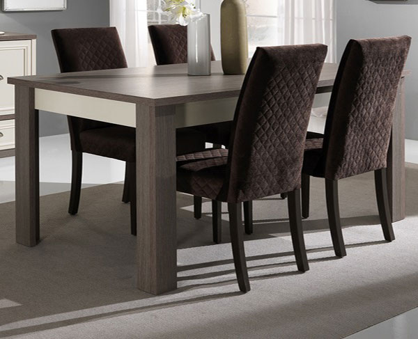 table manger country nkl meuble wassa et deco. Black Bedroom Furniture Sets. Home Design Ideas
