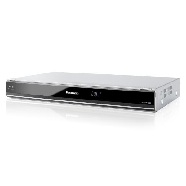 Enregistreur vidéo Disque dur + Blu-ray PANASONIC - DMRPWT535EC9