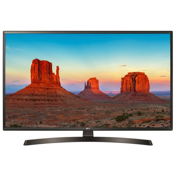 Téléviseur 4K écran plat LG - 43UK6470