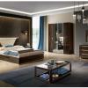 chambre Smarte luxe marron